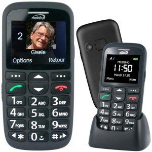 senior et telephone